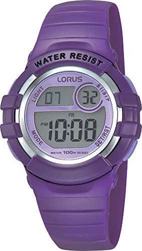 Lorus Kids Digital Quarz Kautschuk R2385HX9