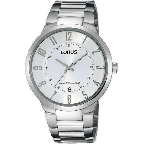 Uhr Lorus Pareja Rs983bx9 Herren Silber