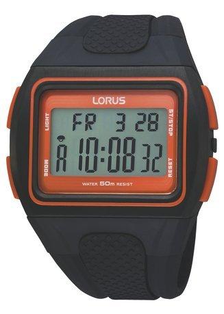 Lorus Unisexuhr mit Kunststoffarmband
