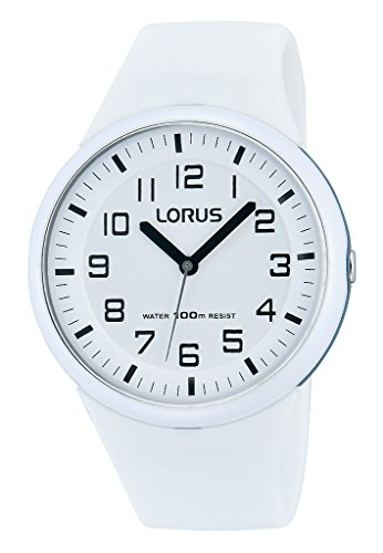Lorus Watches Fashion Analog Quarz Silikon RRX53DX9