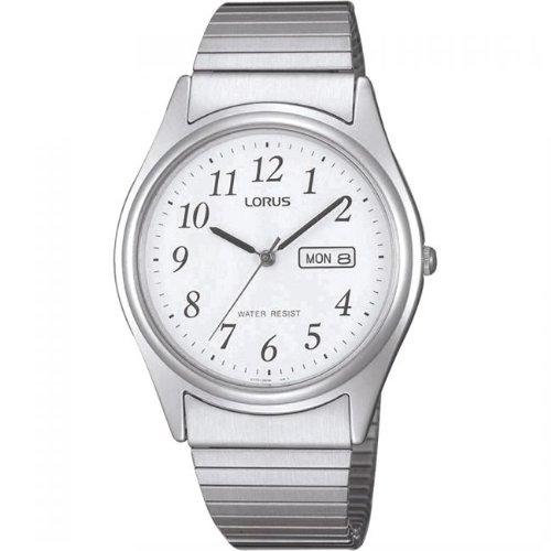 Lorus Watches Analog Quarz Edelstahl RXN53AX9