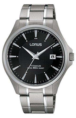 Lorus Watches Klassik Analog Quarz Titan RS931CX9