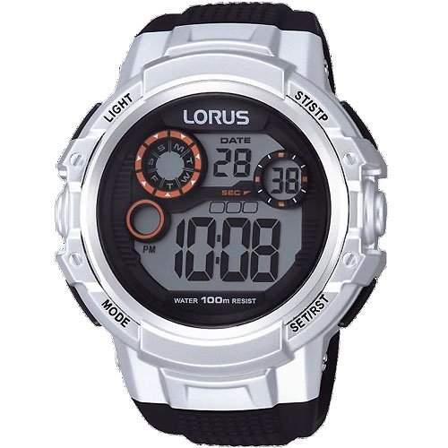 Uhr Lorus Sport R2311kx9 Herren Schwarz