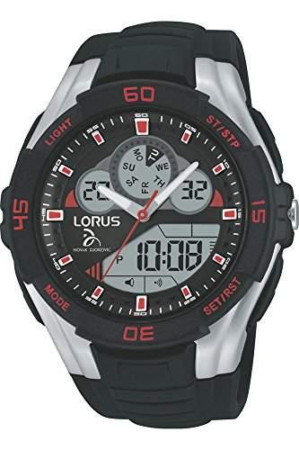 Lorus Herren-Armbanduhr XL Classic Analog Quarz R2397JX-9
