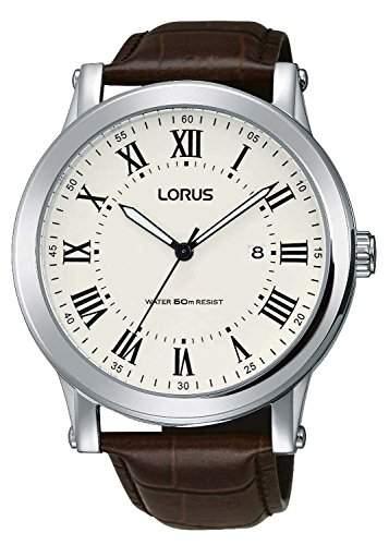 Uhr Lorus Clasico Rh911fx9 Herren Weiss