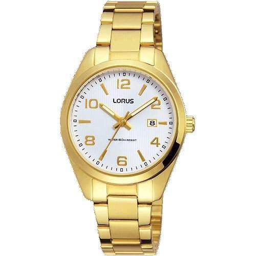 Uhr Lorus Mujer Rj202bx9 Damen Weiss