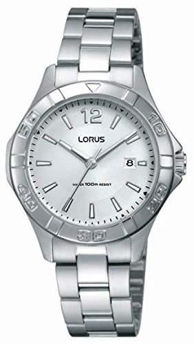 Uhr Lorus Pareja Rj295ax9 Damen Silber
