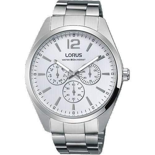 Uhr Lorus Clasico Rp625cx9 Herren Weiss