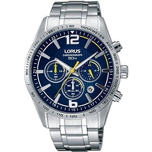 rt307fx9 LORUS Edelstahl Armbands Armbanduhr