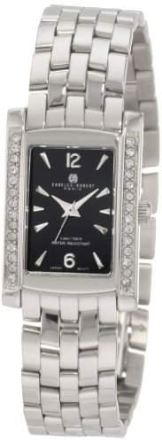 Charles-Hubert Paris Damen 6666-BM Classic Collection Armbanduhr
