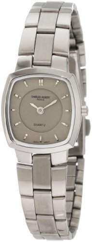 Charles-Hubert Paris Damen 6717-J Classic Collection Armbanduhr