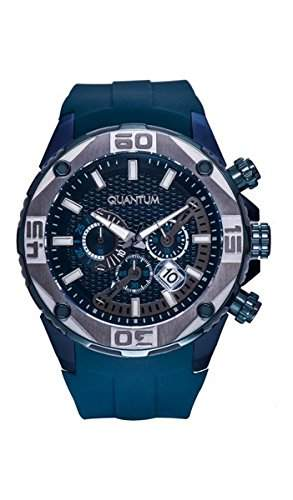 QUANTUM Explorer Herren Chronograph blauroségoldfarben EXG410099