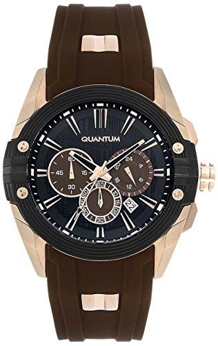 QUANTUM Hunter Chronograph Quarz Silikon HNG378 842