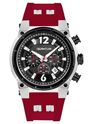QUANTUM Hunter Chronograph Quarz Silikon PWG453 358