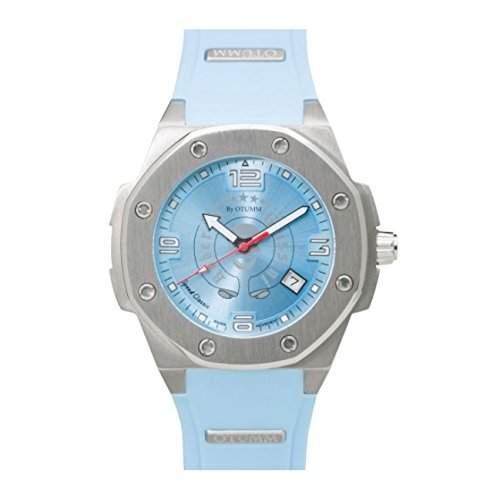 Roberto Geissini - WatchClassic Small lightblue Damen Uhr