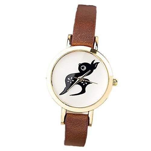 LI&HI Retro Unique Damen Neue Uhren Nationale Wind Leinwand Armbanduhr duennen Riemen Quarz uhr Anhaenger Uhr Top Watch Valentinstag - gruen
