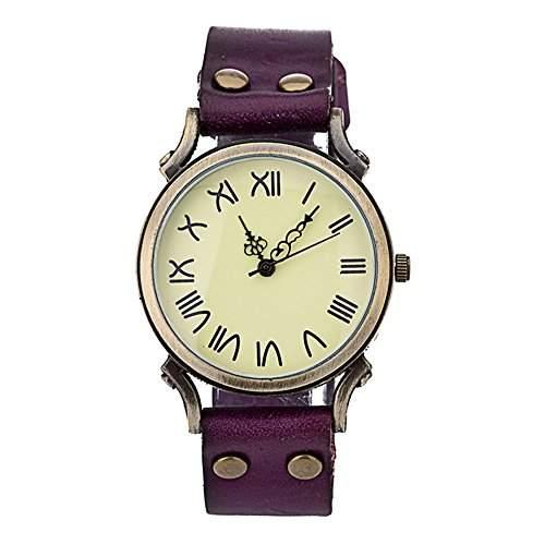 LI&HI Retro Unique Damen accessories Polierte Neue Uhren Besondere Schuppe 5 Farben Kuhfell Uhren Armbanduhr Quarz uhr Anhaenger Lederarmband Uhr Top Watch Valentinstag