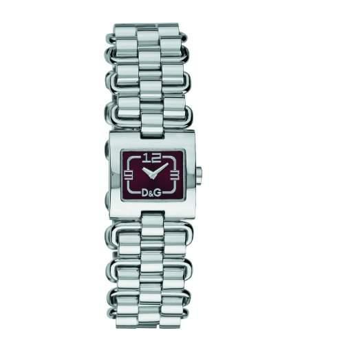 D&G Dolce&Gabbana Damen-Armbanduhr XS Fantastic Analog Edelstahl 3719251480