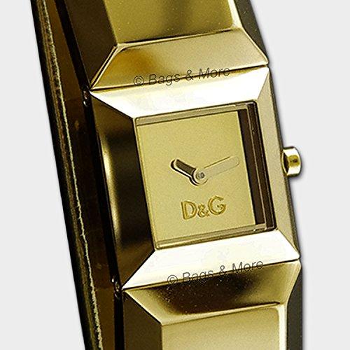 D G Dolce Gabbana DANCE LDY IPG GOLD DIAL GOLD STRAP DW0273
