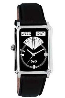 D G Dolce Gabbana Unisexarmbanduhr DW0122