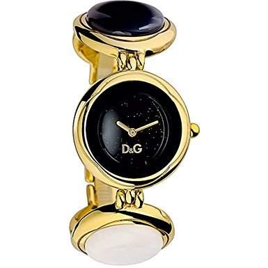 D&G Dolce&Gabbana-Damen-Armbanduhr GliederSteine