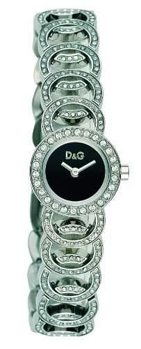 D&G Dolce&Gabbana Time Damenarmbanduhr D&G Dolce&Gabbana Night Sessions DW0068