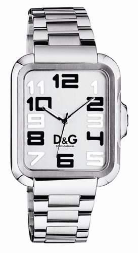 D&G Dolce&Gabbana WATCH APACHE SLV DIAL BRC DW0190