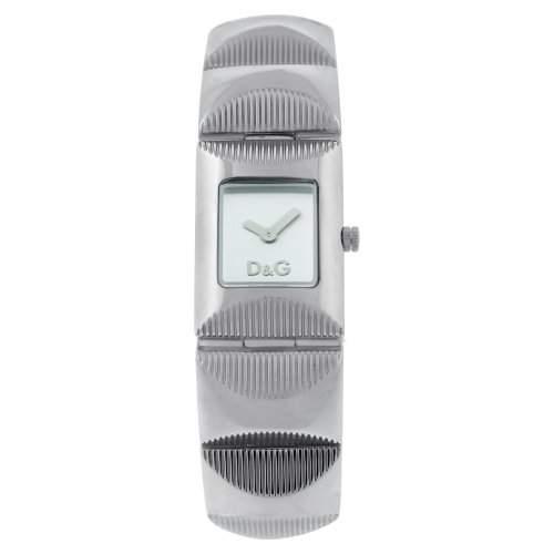 D&G Dolce&Gabbana Damen-Armbanduhr TWEED SLV DIAL BRC DW0322