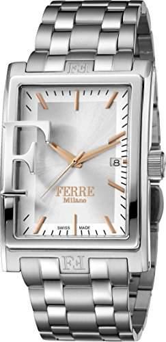 FERRE Milano Herrenuhr, SWISS MADE, Modell FM1G025M0061