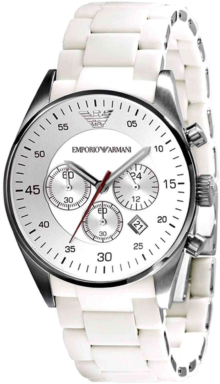 Emporio Armani Sportivo Herrenuhr Chronograph AR5859