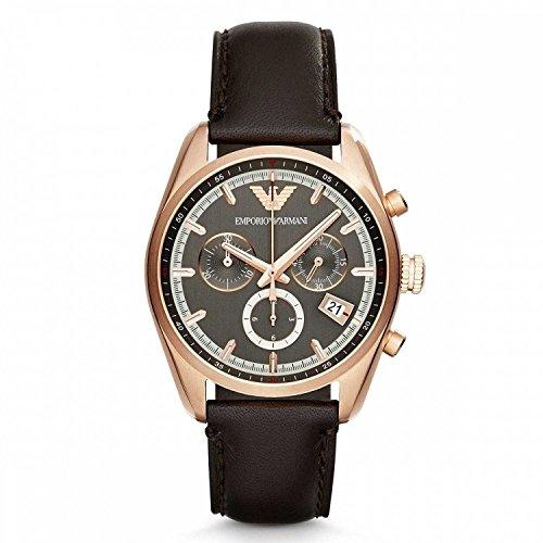 Uhr Chronograph Damen EMPORIO ARMANI Angebot Elegante Cod AR6043