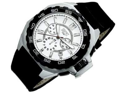 Esprit Herren-Armbanduhr XL Asopos Chronograph Quarz verschiedene Materialien EL101011F01