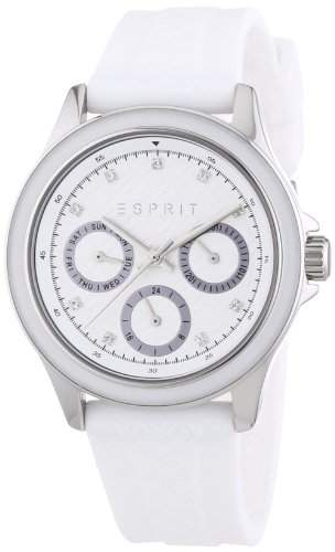 Esprit Damen-Armbanduhr Clara Analog Quarz Resin ES106822002