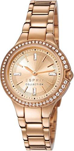 Esprit Collection Apheleia Analog Quarz Edelstahl EL102042F02