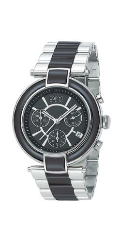 Esprit Damen Armbanduhr PHYSIS Analog Quarz verschiedene Materialien EL101582F01