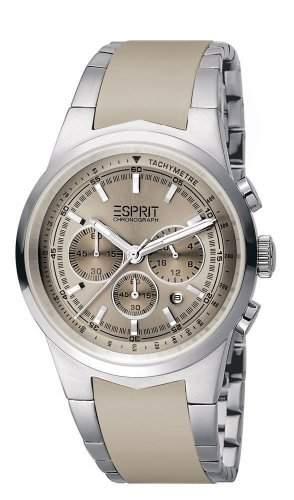 Esprit Herrenuhr CROSS-COUNTRY BROWN 4388623