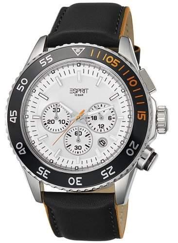Esprit Herren-Armbanduhr varic XL Chronograph Quarz ES103621002