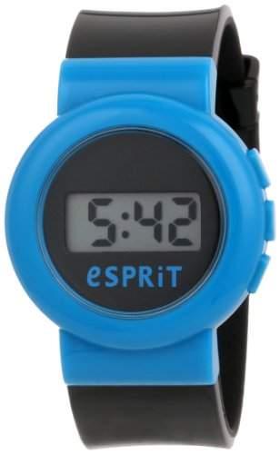 Esprit Jungen-Armbanduhr Digital Swap Quarz Plastik ES105264002