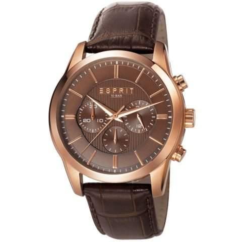 Esprit Herren-Armbanduhr XL Relay Rose Chronograph Quarz ES106841004
