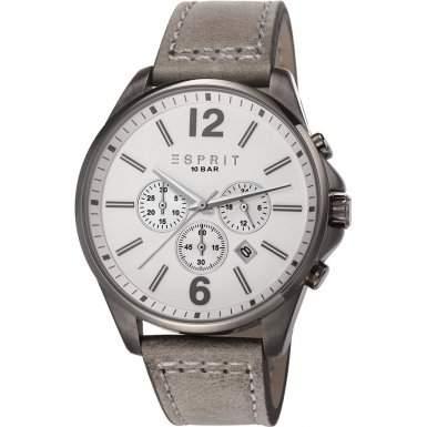 Esprit Herren-Armbanduhr XL Tallac Chronograph Quarz ES106921004