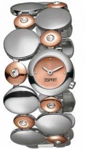 Esprit Damen Armbanduhr Analog Quarz Edelstahl ES100672004