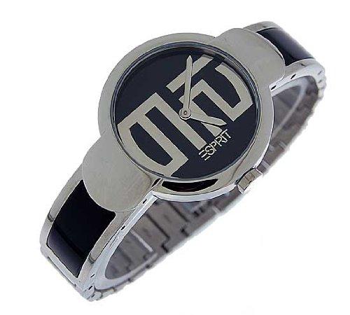 Esprit Damen Armbanduhr Analog Quarz Edelstahl ES101722002