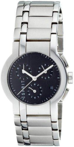 Esprit Damen Armbanduhr Analog Quarz Edelstahl ES2DWF2 6115 M05