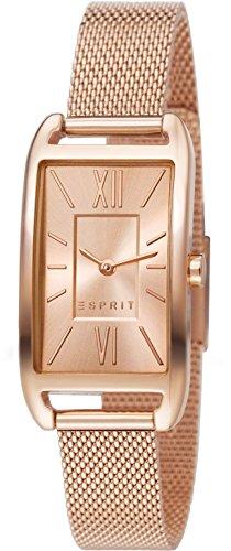 Esprit Analog Quarz Edelstahl beschichtet ES107112008