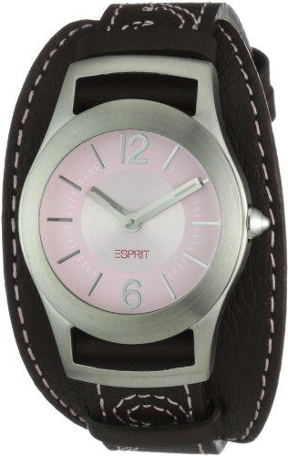 Esprit Damen Armbanduhr applique Analog Quarz ES104802001