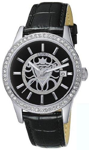 Esprit Bright Crest Black ES101802004