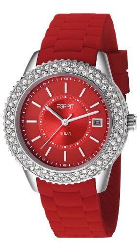 ESPRIT es106212007 Silikon Rot