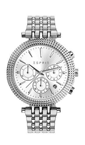 Esprit TP10874 Silver Analog Quarz Edelstahl ES108742001