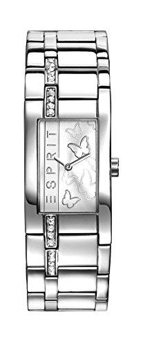 Esprit TP10891 Silver Analog Quarz Edelstahl ES108912001