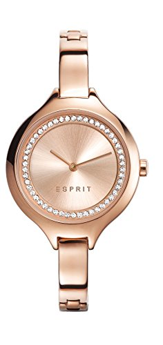 Esprit Woman Stacy Rose Gold Analog Quarz ES108322003